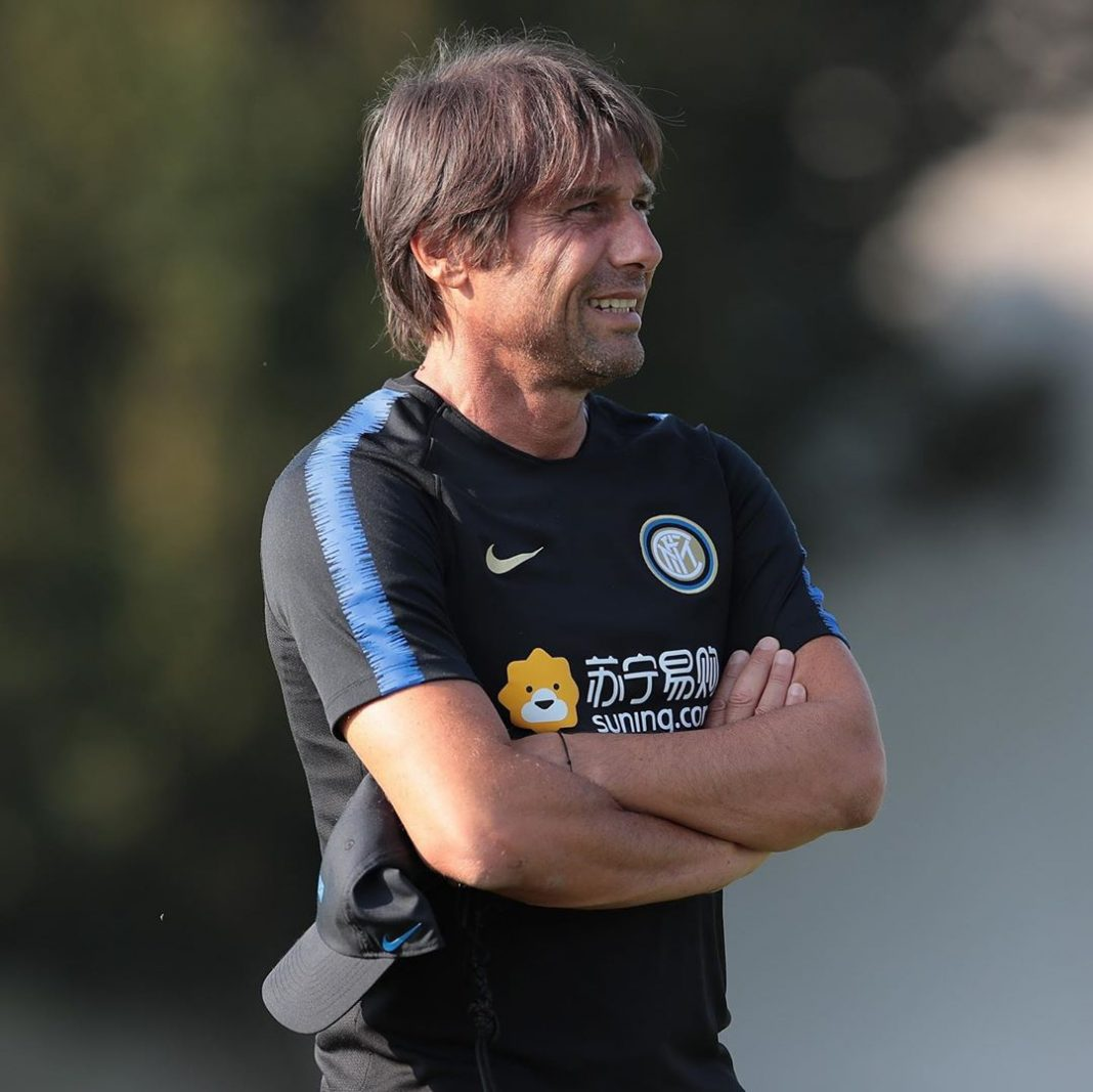Inter ready to contend in Champions League - Conte