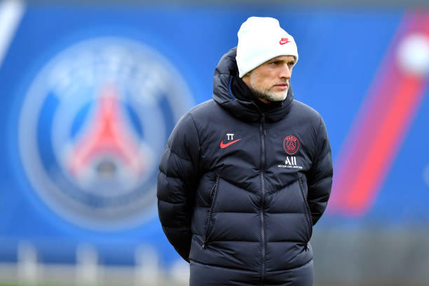 PSG coach Tuchel unconcerned amid increasing pressure