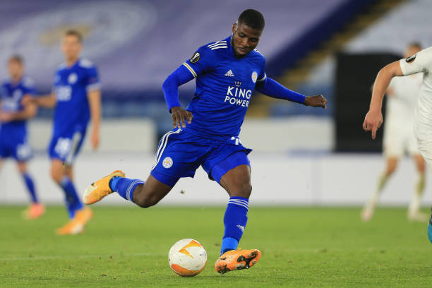 Iheanacho scores as Foxes cruise to victory in Europa League opener