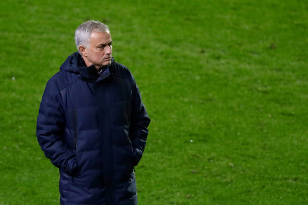 Mourinho: I wanted to make 11 changes at the break