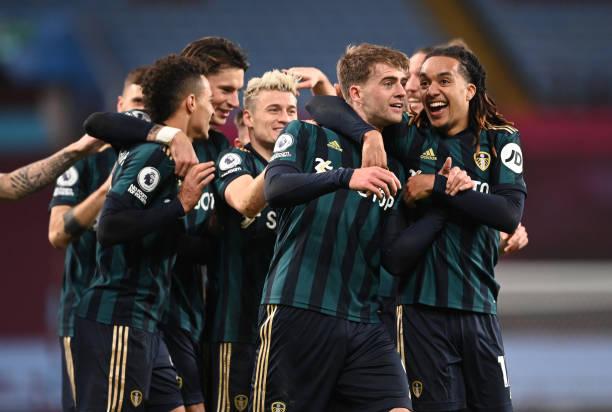 Bamford bags hat-trick as Leeds hand Villa first loss