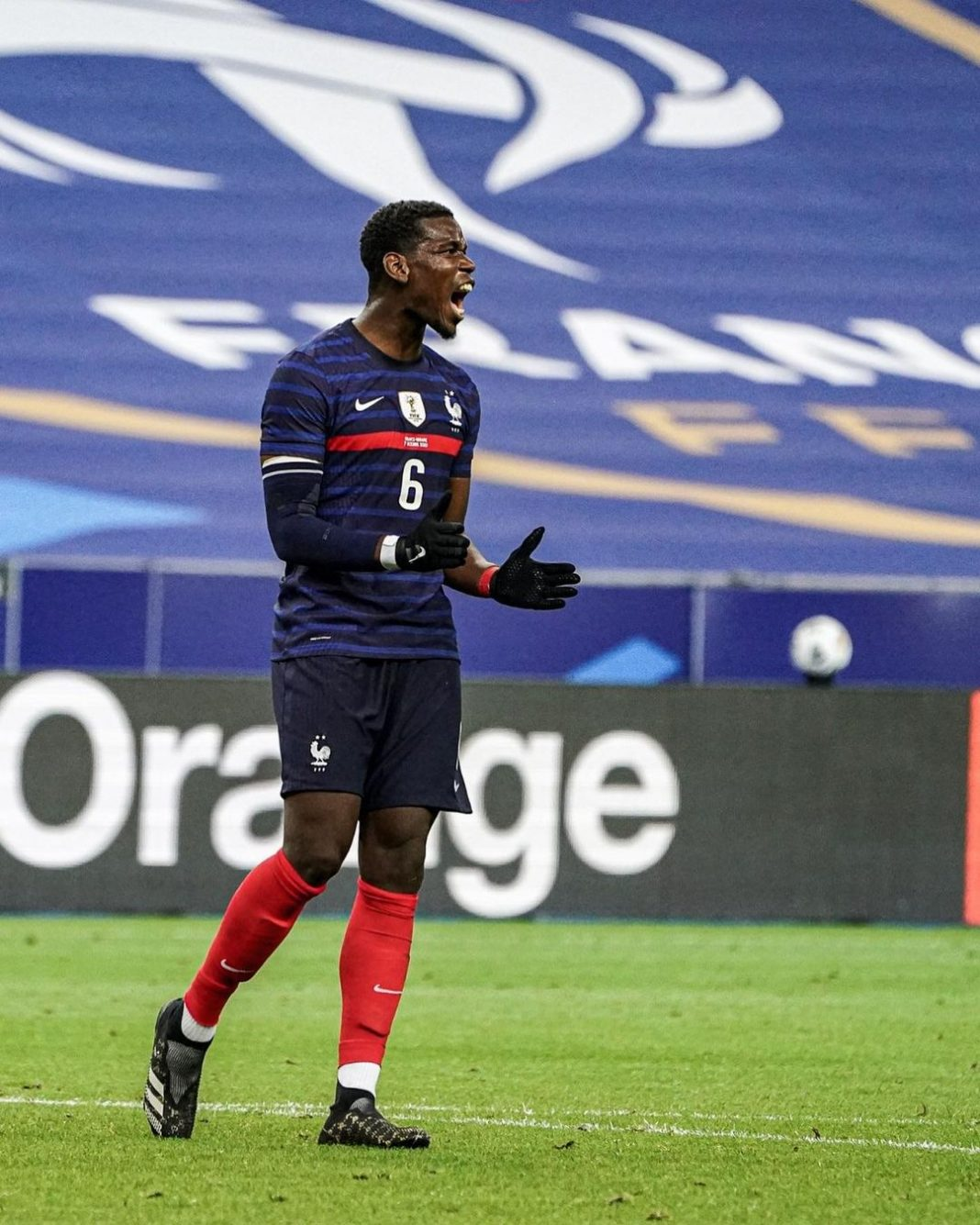 Pogba slams 'media' sources claiming he quit France National Team