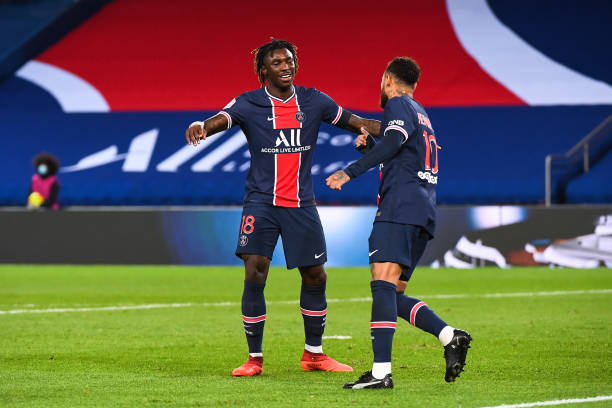 Neymar and Kean cut international break short due to injuries