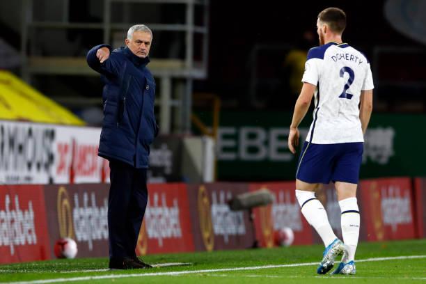 Mourinho and Doherty