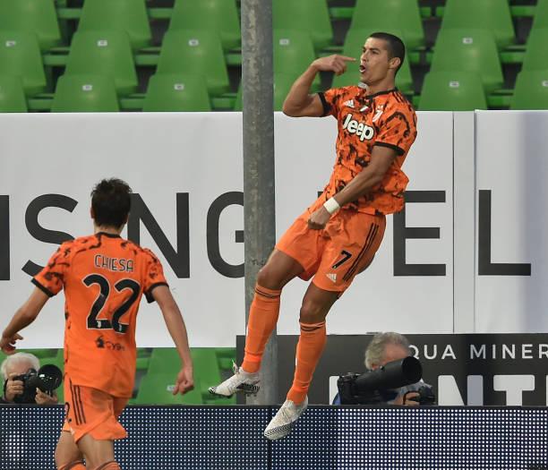 Spezia 1-4 Juventus: Ronaldo back with a bang