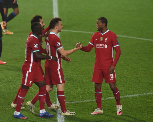 Jota grabs hat-trick as Liverpool win big at Atalanta