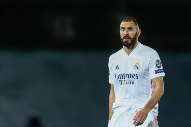 Benzema out of Madrid's squad for Villarreal clash