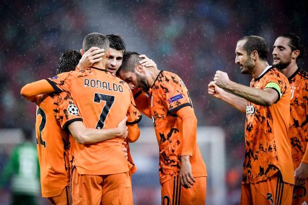 Ferencvaros 1-4 Juventus: Morata bags brace in easy win