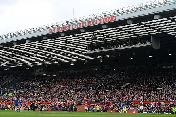 Sir Bobby Charlton Stand
