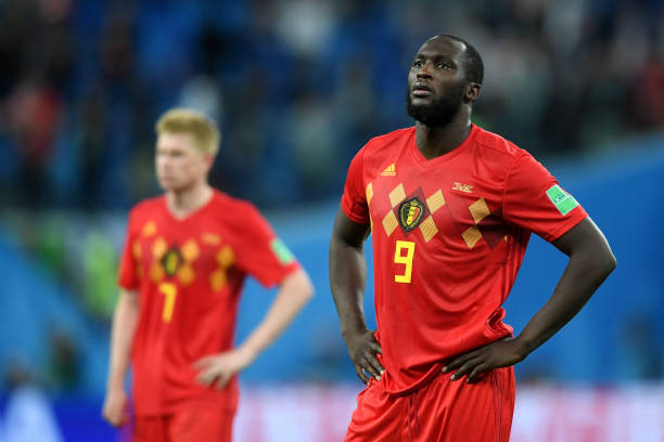 Martinez positive Lukaku will be ready for Belgium despite Inter concerns