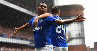 inkl - Daily Record - Alfredo Morelos joins Colombian goalscoring royalty  as Rangers striker aims to rip up the record books