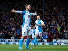 Pundits and supporters praise Blackburn Rovers' Adam Armstrong - LancsLive