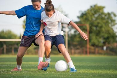 Women's Football at grassroots level