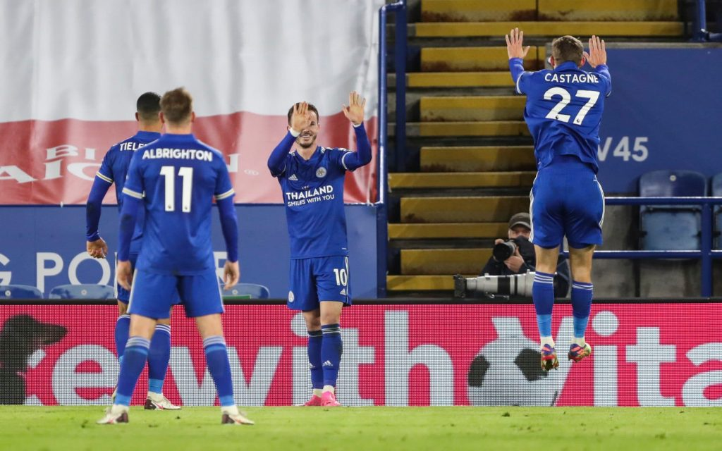 Premier League, Leicester