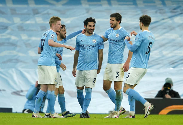 Manchester City rout Palace as De Bruyne racks 100th assist