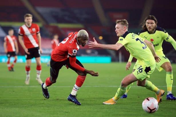 Premier League, Southampton, Newcastle