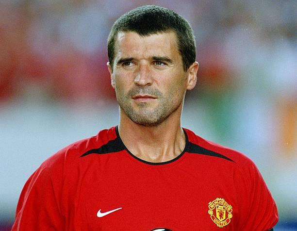 Former Manchester United captain, Roy Keane.