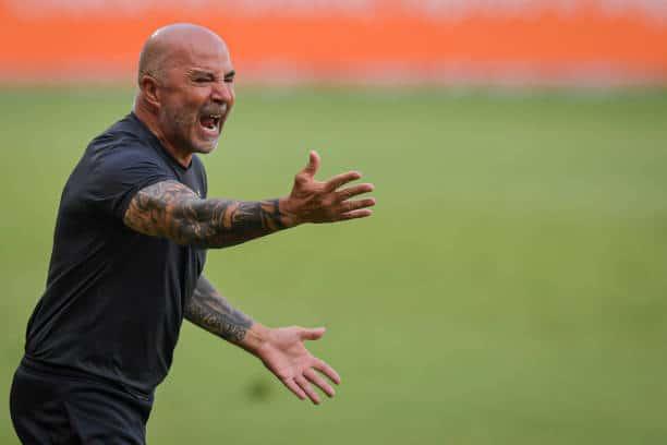 Marseille appoint Jorge Sampaoli as head coach