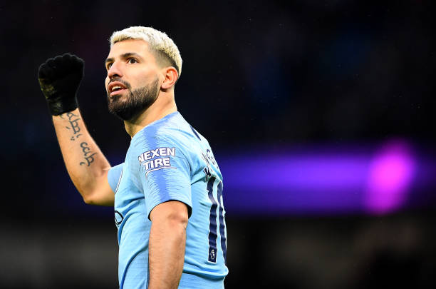 Club legend Kun Aguero to leave City this summer
