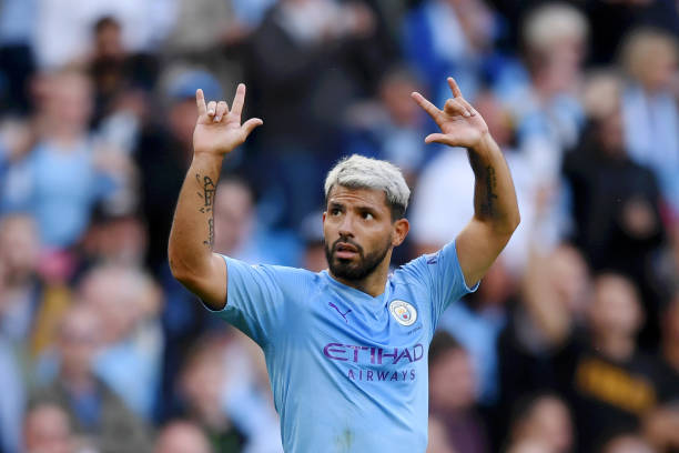 Kun Aguero to leave City at the end of the season
