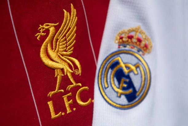 Liverpool Madrid Champions League