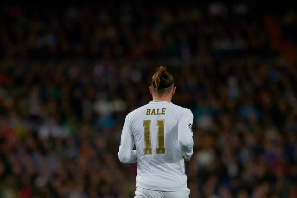 Real Madrid. Gareth Bale.  Eden Hazard.