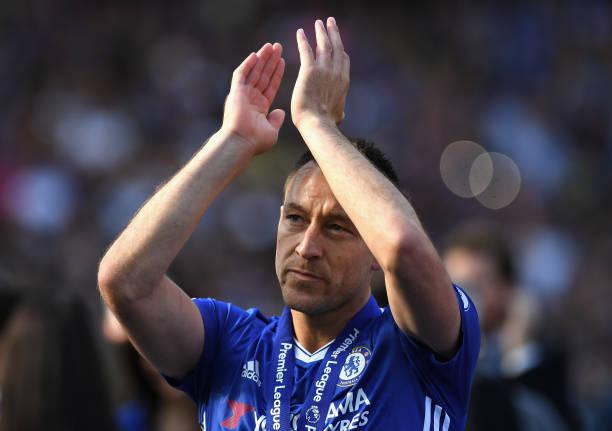 Premier League player John Terry.