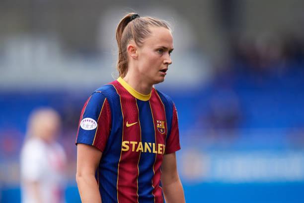 Barcelona and Norway star Caroline Graham-Hansen