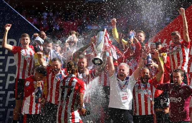 Brentford back in the top flight after 74-year absence