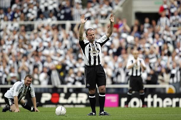 Alan Shearer, Premier League player.