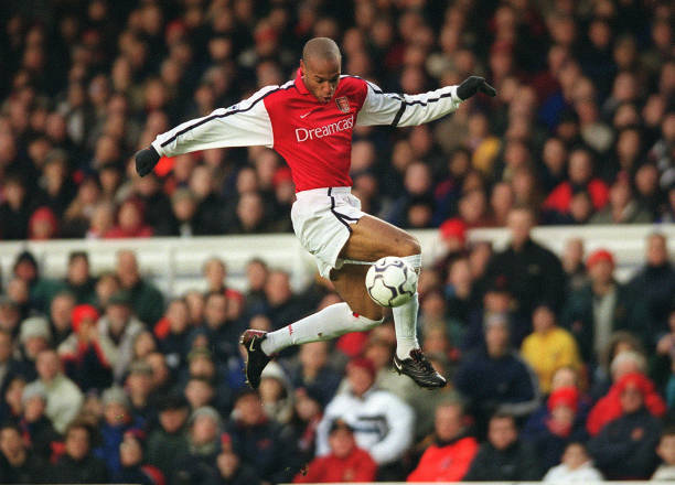 Thierry Henry the best in class, both in the Premier League and the world.