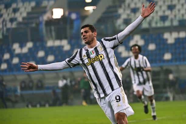 Morata to remain at Juventus for another season