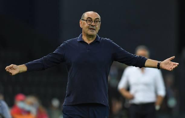 Lazio appoint Maurizio Sarri as Inzaghi's replacement