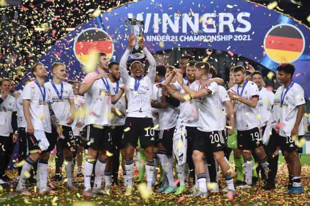 European Under-21 Championship: Germany sees off Portugal to claim third title