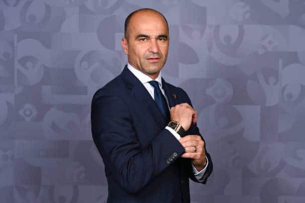 Belgium manager Roberto Martinez ahead of their group B action at Euro 2020 (Photo by Alexander Scheuber - UEFA/UEFA via Getty Images)